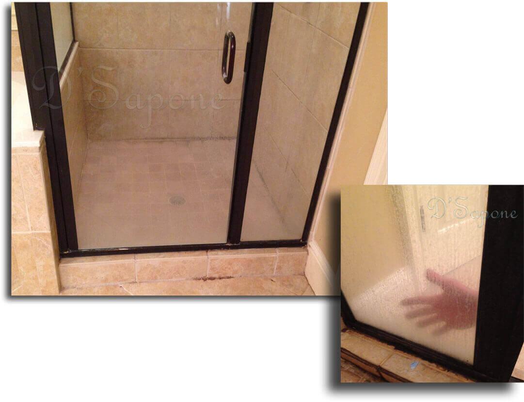 Professional Shower Glass Restoration Service In San Diego Ca D