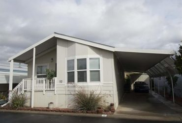 Manufactured Home for Sale 55& Older Community in Ramona