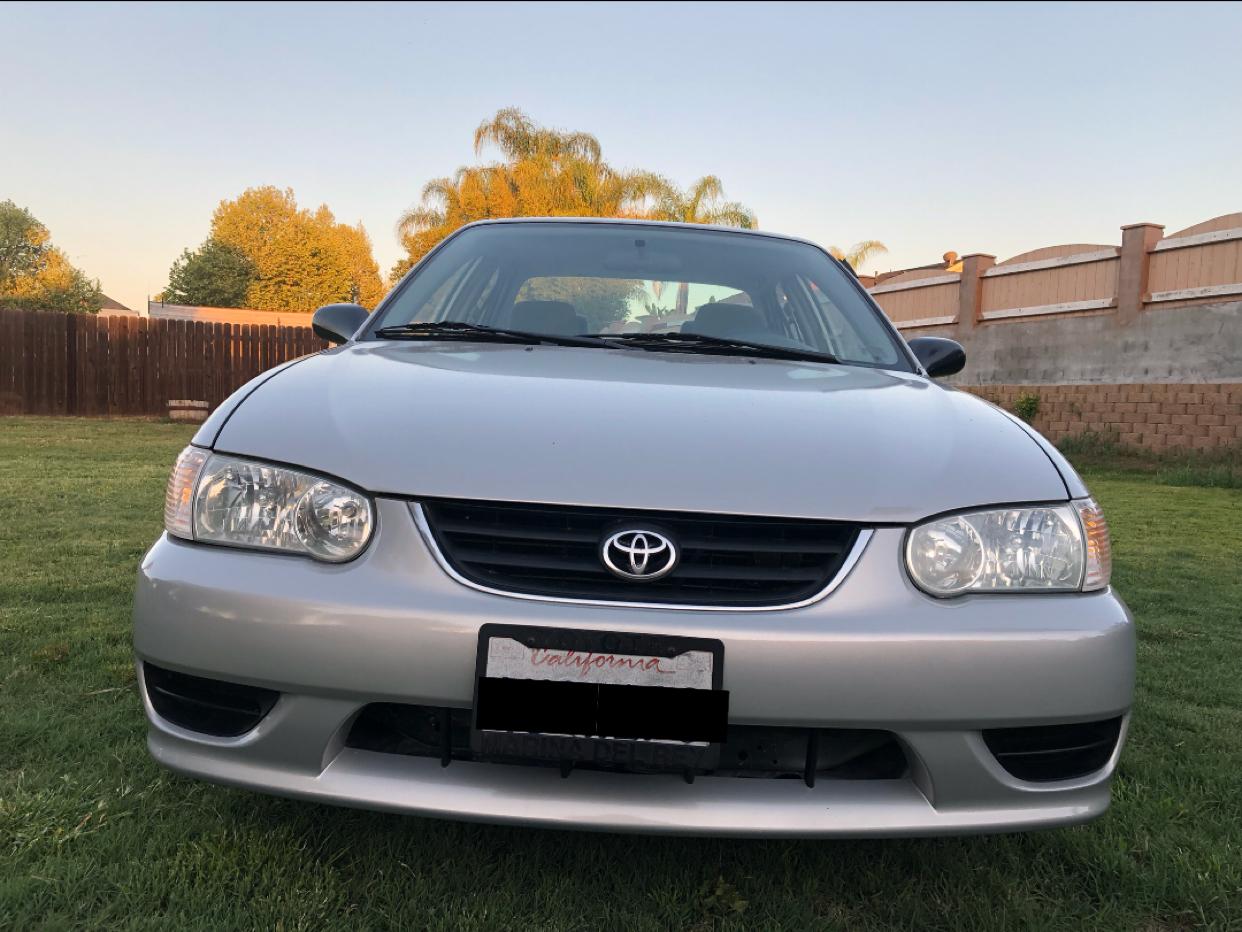 2002 Toyota Corolla 4K miles